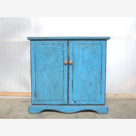 China Lavabo Meuble sous-lavabo Pine haute brillance Turquoise Turquoise