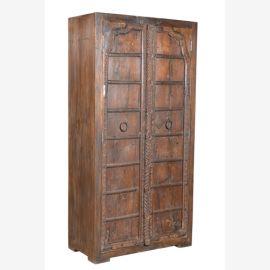 armoire haute à partir de déchets de bois de Prestige Inde Colonial Park