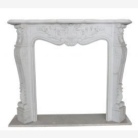 """marbre Cheminée """"sur mesure"""" Modèle Verona"""