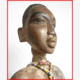 Ewe chiffre ancestral , mâle, Ghana , 100 ans