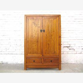 Chine commode Buffet unité de support en bois naturel chalet de couleur de style bois