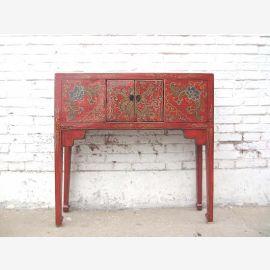 Tibet console rouge classique