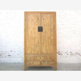 bois naturel du cabinet Chine Timeless