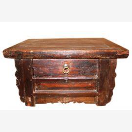 Chine 1890 commode basse est une table de chevet idéal pour le Futton