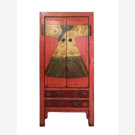 Chine armoire antique 150 ans