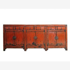 Chine Buffet Antique 150 ans