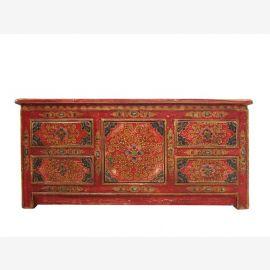 Lowboard Tibet 130 ans de motifs