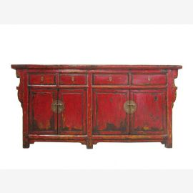 Chine antique buffet 150 ans antique