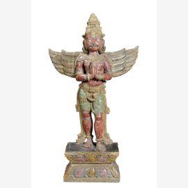 Sculpture bois de l'Inde 1900 Luxury-Park