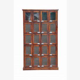 Inde armoire grand verre vitrine armoire grand front