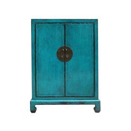 Armoire de haute qualité de Chine en bleu vif.