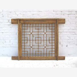 Chine filigrane de style classique conçu barreaux de la fenêtre dans le meilleur état