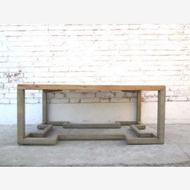 """Chine Table plat décoratif bois de pin de la lumière du socle du """"Luxury-park"""""""