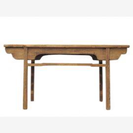Chine Shanxi 1810 lumière de style chalet de l'orme de table Table console