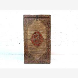 Chine Tibet Box poitrine brun rougeâtre fini antique bois franc par Luxurypark