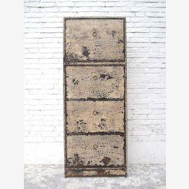 """Chine Shanxi armoire pièce unique de l'orme fantastiquement belle peint 3 tiroirs de base du """"Luxury-Park"""""""
