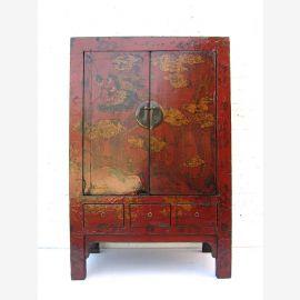 """Chine Shanxi 1810 armoire antique pièce unique de l'orme magnifique tableau 3 tiroirs de base du """"Luxury-Park"""""""