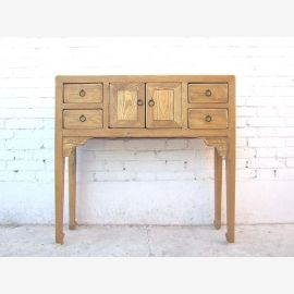 Chine Buffet couloir commode naturel pin de couleur par le parc de luxe