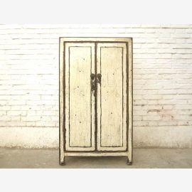 Asie petits tiroirs des armoires métalliques blanc d'optique occasion de montage antique