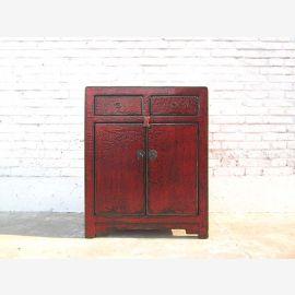 Asie commode antique regarder le style marron coloniale que par Luxe Parc