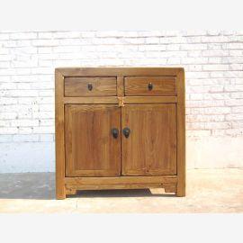 Cat litière Commode bois naturel de style campagnard ne regarder que par la Chine Luxe Parc