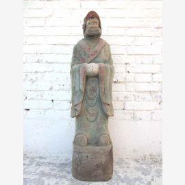 Sculpture Zodiac Horoscope dragon Figure Chine Bouddhisme 100 ans du parc de luxe