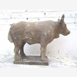 Sculpture buffle Astrologie chiffre peuplier bouddhiste nature 100 ans de Parc de luxe